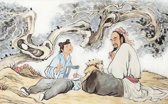 Cổ nhân dạy: Trong ba người đồng hành, ắt có người làm thầy của ta