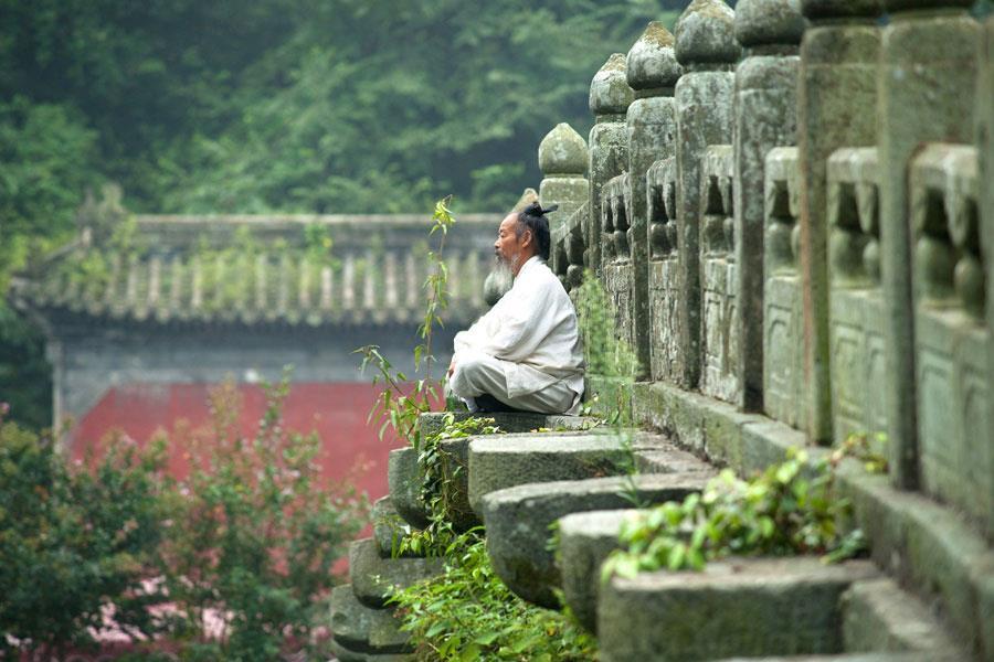 Giữ được nội tâm tĩnh lặng chính là cảnh giới của bản lĩnh, trí tuệ và cao thượng