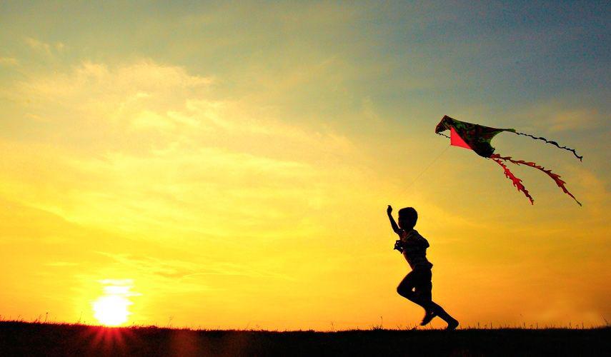 Niềm vui thật ra rất đơn giản, tự mình có thể quyết định được
