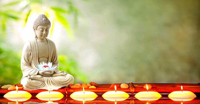 Phật tính như một ngọn đèn, chỉ cần thắp lên dù không thấy Phật thì Phật cũng sẽ biết chúng ta