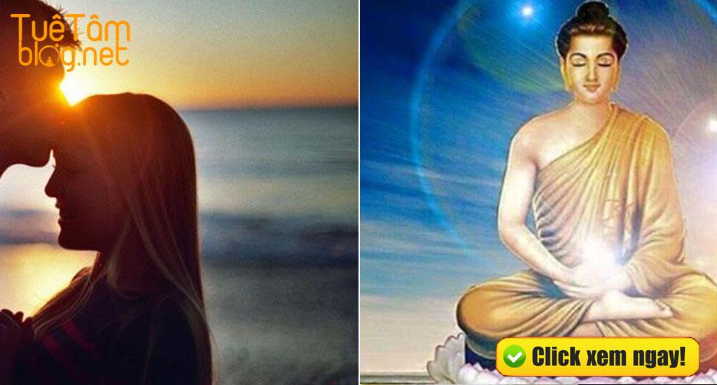 Phật dạy Nếu bạn YÊU một ai đó hãy để cho người ấy cảm thấy TỰ DO, đó mới là tình yêu không VỊ KỈ