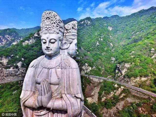 Vì sao lại có Tam Diện Quán Âm – Bức tượng Bồ Tát có 3 mặt lưu truyền trong dân gian
