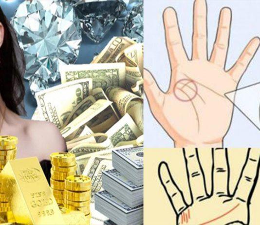 Phụ nữ có 6 đường chỉ tay này chắc chắn lấy chồng có gia sản bạc tỷ, suốt đời tắm trong biển tiền